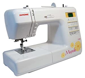 Janome Magnolia 7330 with 30 Stitch Computerized Sewing Machine