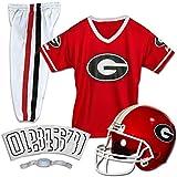 Georgia Bulldogs Kids/Youth Football Helmet and Uniform Set