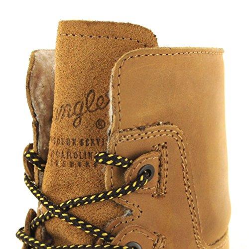 Marrone chiaro BootsAviator Uomo Stivali chukka FB Wm122785k Fashion C0wY1