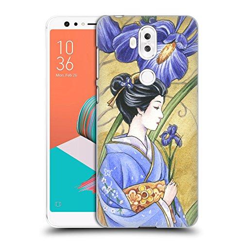 Official Meredith Dillman Iris Kimono Fantasy 2 Hard Back Case for Asus Zenfone 5 Lite ZC600KL - Lite Iris