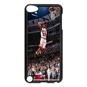 Custom High Quality WUCHAOGUI Phone case Super Star Michael Jordan Protective Case FOR Ipod Touch 5 - Case-15