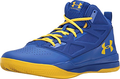 Under Armor Mens Jet Mid Team Royal / Bianco / Taxi