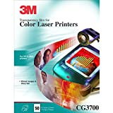 3M CG 3700 Color Laser Transparency Film by 3M