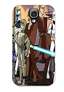 Star Wars Tv Show Entertainment Case Compatible With Galaxy S4/ Hot Protection Case