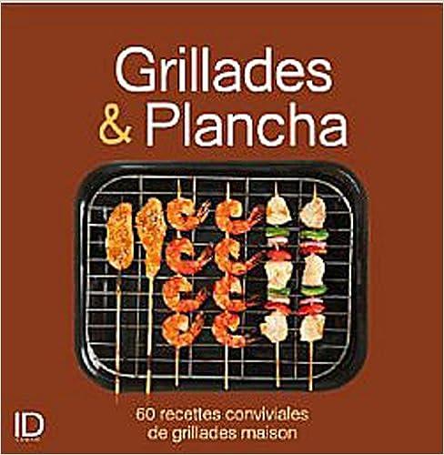 Livre gratuits Grillades et plancha pdf epub