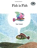 Library Book: Fish Is Fish