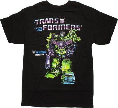 Transformers Devastator G1 T-Shirt