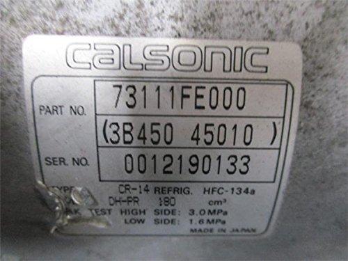 純正 インプレッサ GD系 《 GDA 》 エアコンコンプレッサー 73111-FE000 P19400-18004928