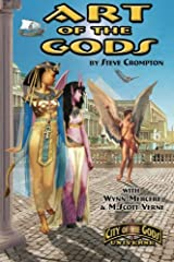 Art of the Gods: A collection of color plates & commentary Paperback