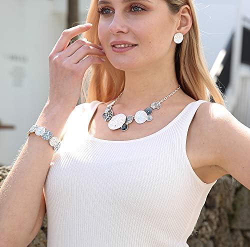 Cring Coco Bracelets for Women Fashion Bracelet Bangles for Girls Adjustable Bangle Flower Enamel Jewelry Gifts for Her