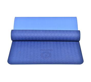 GQHW Colchonetas de Yoga Antideslizante Suave Eco Friendly ...