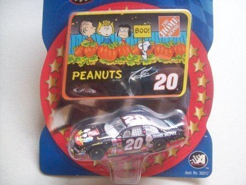 Winner's Circle Tony Stewart #20 Home Depot Halloween Peanuts Pontiac Grand Prix -