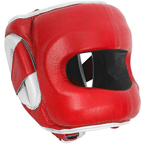 Ringside Deluxe Face Saver Boxing Headgear (Large-X-Large)