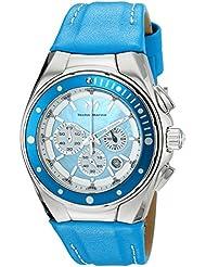 Technomarine Womens TM-215034 Manta Ray Analog Display Quartz Blue Watch