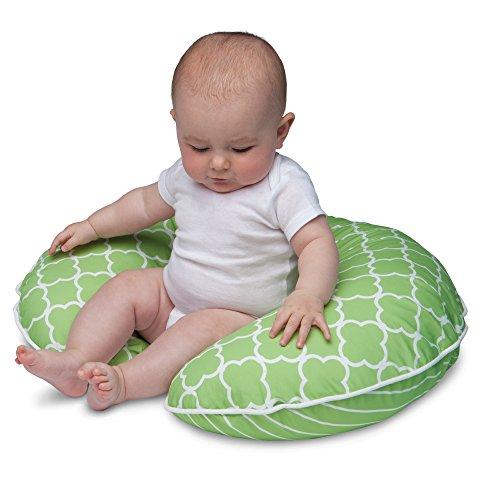 Boppy Pillow Slipcover, Classic Plus Trellis Green by Boppy (Image #3)