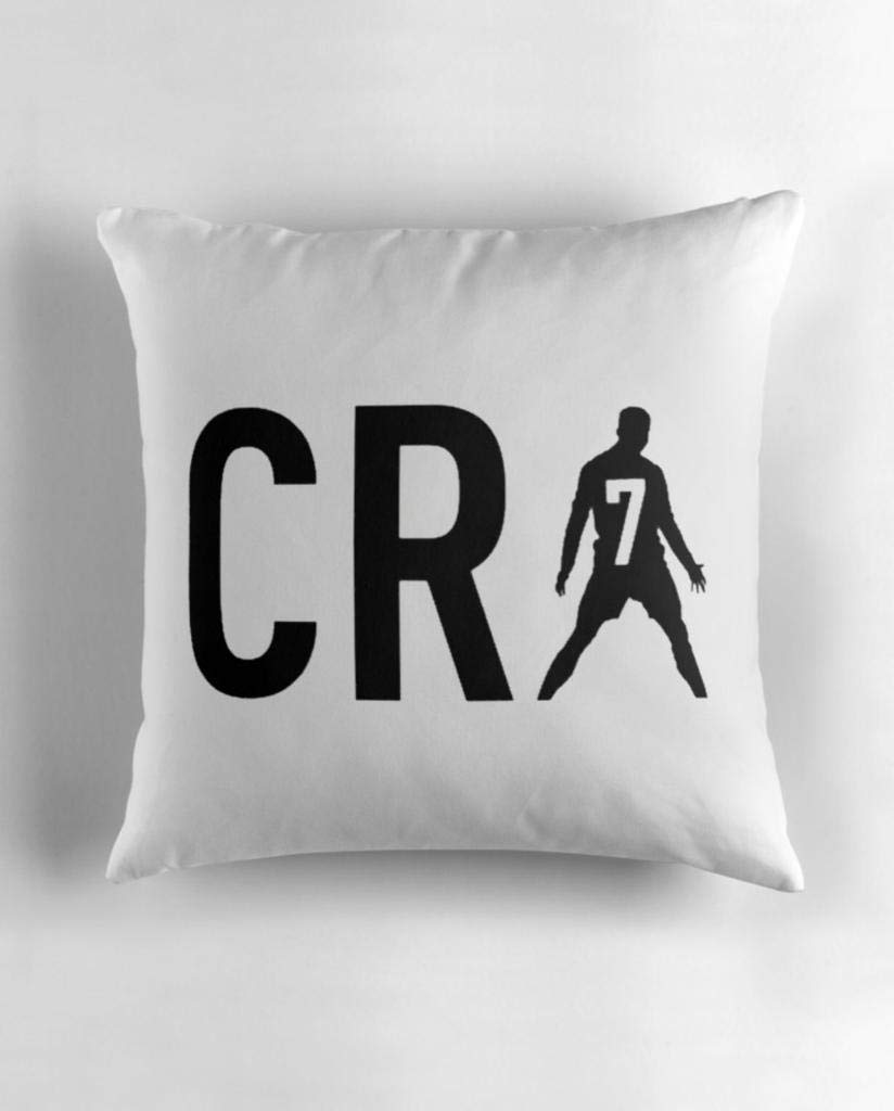 Gift Cristiano Ronaldo Cushion Pillow Cover Case