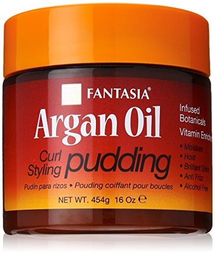 Fantasia Argan Oil Pudding Ounce