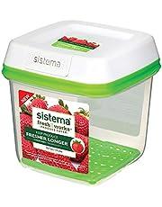Sistema Freshworks Med Square 1.5L - Green