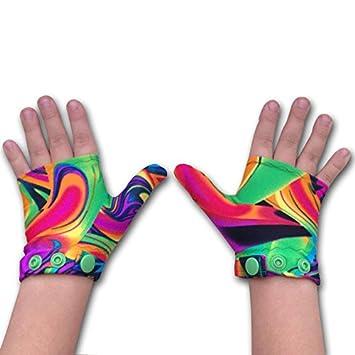 Thumb sucker glove
