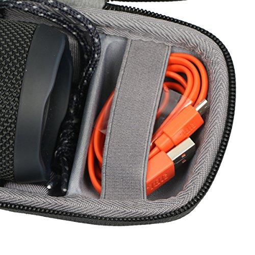 co2crea Hard Carrying Travel Case for JBL Flip 3 4 Waterproof Portable Bluetooth Speaker