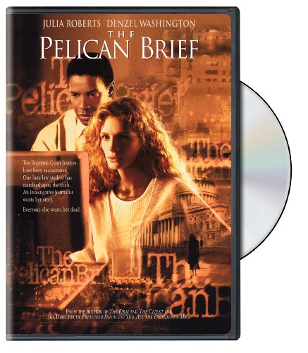 a review of the film the pelican brief The pelican brief (1993):a law student uncovers a conspiracy, putting herself and others in danger.
