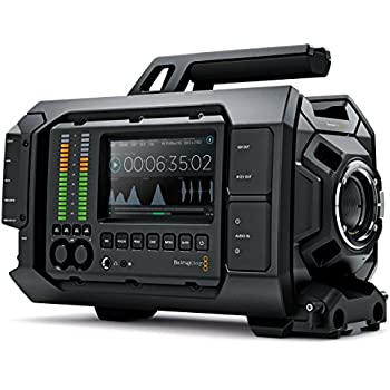 Amazon.com : Blackmagic Design URSA Mini 4.6K Digital Cinema ...