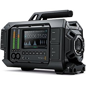 Blackmagic Design URSA Mini 4.6K Digital Cinema Camera (EF-Mount) CINEURSAM46K/EF