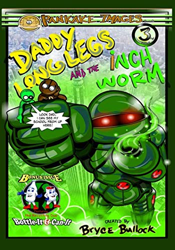 (Daddy Long Legs and The Inchworm Issue #3 )