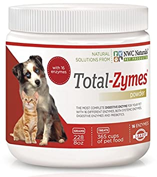 Amazon.com: NWC Naturals total-zymes Digestivo polvo, 8 ...