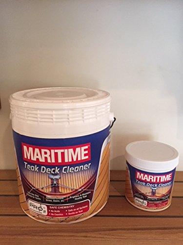 Maritime Teak Deck Cleaner - Gallon