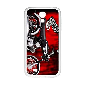 Happy Classic Motocycles Honda S90 Cell Phone Case for Samsung Galaxy S4