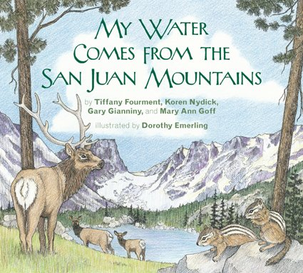 My Water Comes From the San Juan Mountains (Lter Schoolyard)