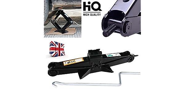 JAOSY Kit de Herramientas de reparaci/ón de Gato de 2 toneladas para Coche con manivela para Van Ford//Mercedes Benz//Peugeot//Renault//Citroen
