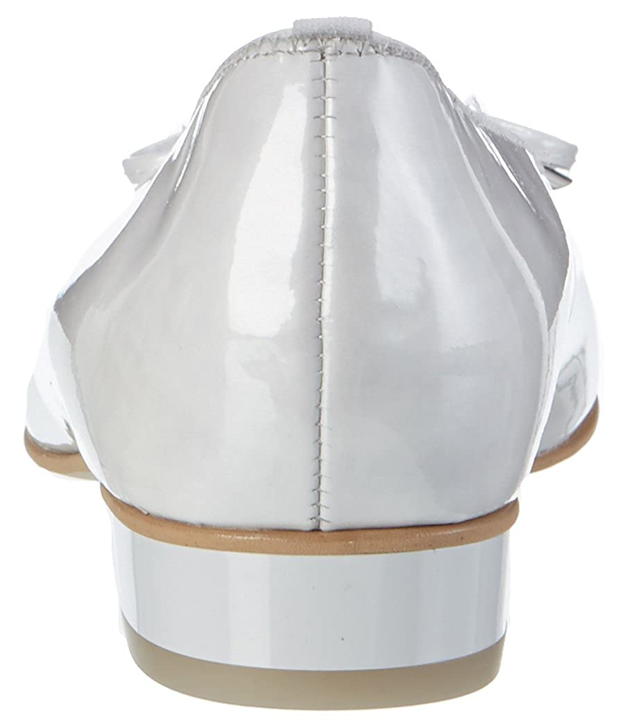 Ara Bari 41.5  Damen Geschlossene BallerinasWeiß (OffWeiß), 41.5 Bari EU (7.5 UK) 09e1bb
