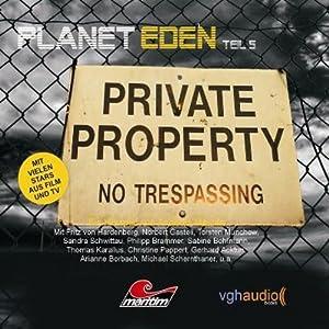 Planet Eden 5 Hörspiel