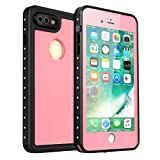 Waterproof Case for iPhone 7 Plus/iPhone 8 Plus