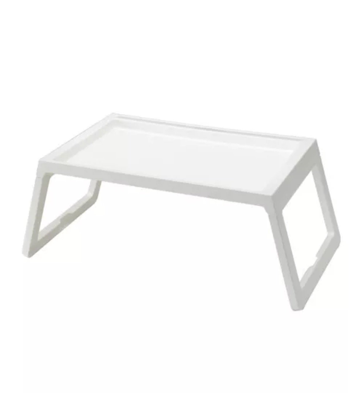 Ikea Klipsk Foldable Bed Tray, white: Amazon.in: Home & Kitchen