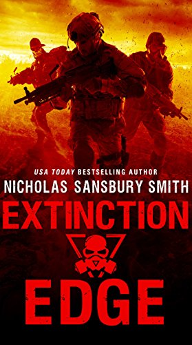 Extinction Edge (The Extinction Cycle Book 2) by [Smith, Nicholas Sansbury]