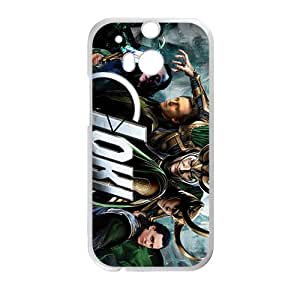 Malcolm Unique Loki Cell Phone Case for HTC One M8