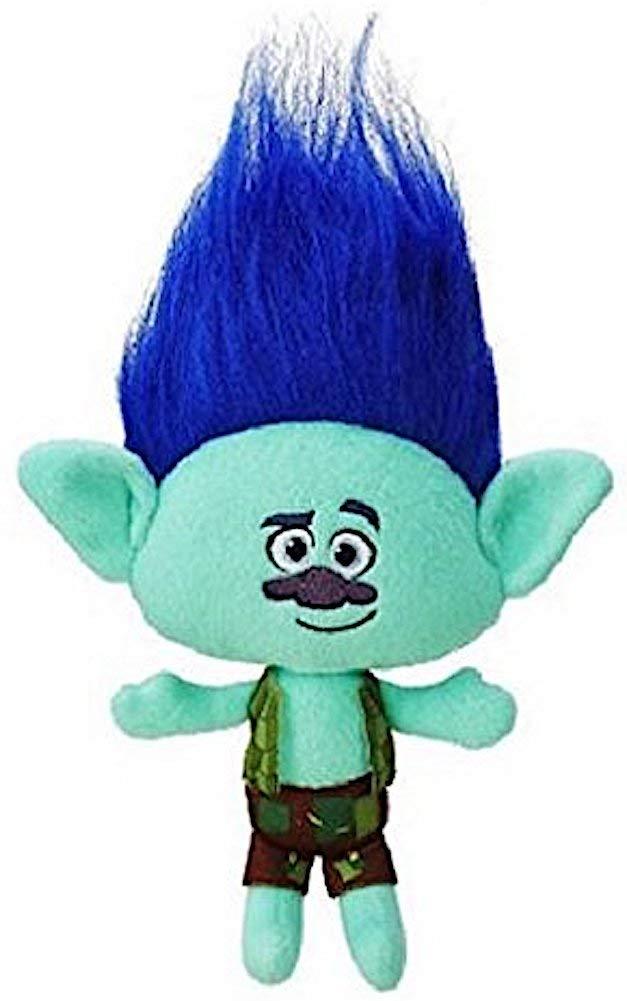 DreamWorks Trolls Branch 12 Inch Hug N Plush Doll by Hasbro