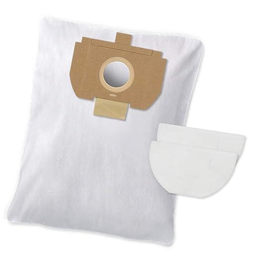 10 bolsas para aspiradora Bosch Idea HS: Amazon.es: Hogar
