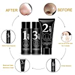 Blackhead Remover Mask [Removes Blackheads]-BlackPeeloffMask for Face and Nose-Charcoal Peel off Mask- Best Mud Facial Mask -Purifying Peel-off Acne Treatment Mask