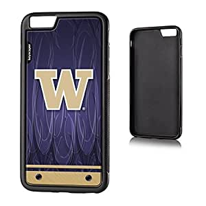 Washington Huskies iphone 6 4.7 ( inch) Bumper Case Ghost NCAA