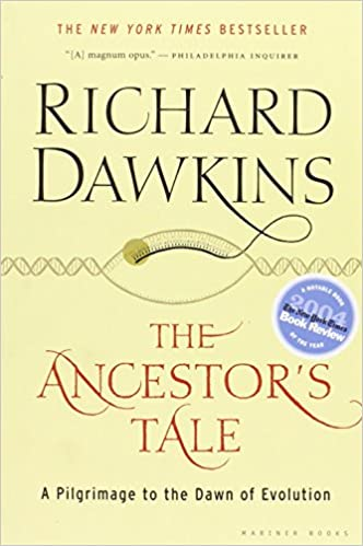 The Ancestor's Tale: A Pilgrimage to the Dawn of Evolution price comparison at Flipkart, Amazon, Crossword, Uread, Bookadda, Landmark, Homeshop18