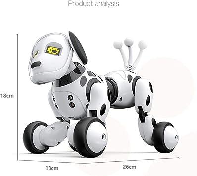 Télécommande Sans Fil Intelligent Robot Chien Enfants Jouets Intelligents Parler Chien Robot électronique Jouet Danniversaire Cadeau