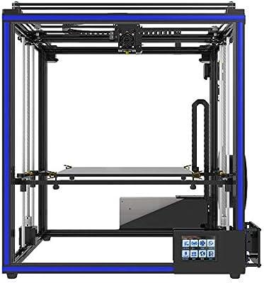TONGDAUR Tronxy X5SA Alta precisión Pantalla LCD de Gran Potencia ...