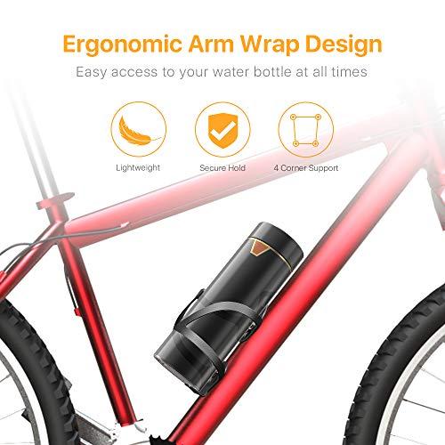 MTB Bike Bicycle Aluminum Alloy Water Bottle Holder Cages Bike Aluminum Cage New