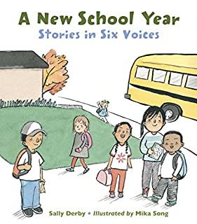 Book Cover: A New School Year: Stories in Six Voices