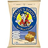 Pirate's Booty Aged White Cheddar, 14 oz. (pack of 2)