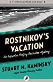 Front cover for the book Rostnikov's Vacation by Stuart M. Kaminsky